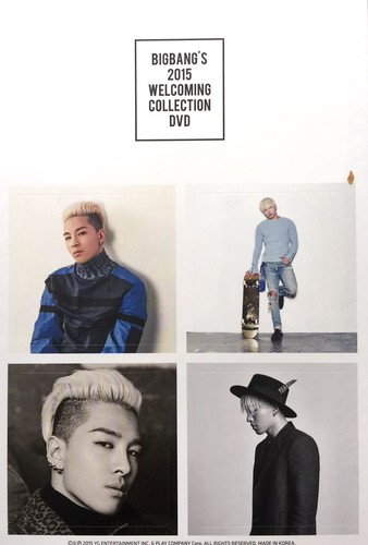 Big Bang - Welcoming Collection - 2015 - yoooouBB - 06