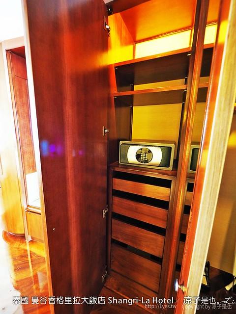 泰國 曼谷香格里拉大飯店 Shangri-La Hotel 31