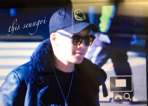 Big Bang - Incheon Airport - 07dec2015 - Strongbabe1212 - 02