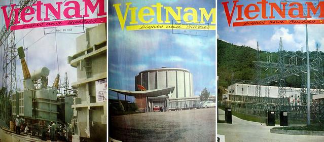 VIETNAM Fights and Builds (2) - Nhà máy thủy điện Đa Nhim và Trung tâm Nghiên cứu Hạt nhân tại Đà Lạt