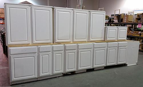 Cabinet Set $975