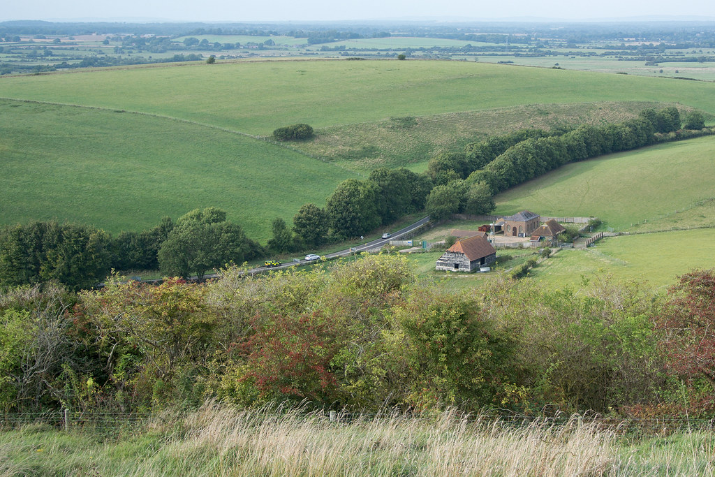 Near Upper Beeding Hassocks to Upper Beeding
