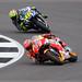 MotoGP Silverstone 2016 Marquez / Rossi