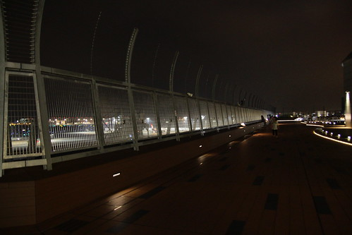 Haneda Airport observation deck