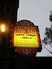 Justin Townes Earle, Great American Music Hall, 06-29-12