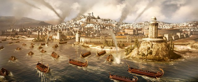 The Creative Assembly Announces Total War: Rome II