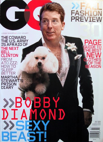 BOBBY DIAMOND GQ by Colonel Flick