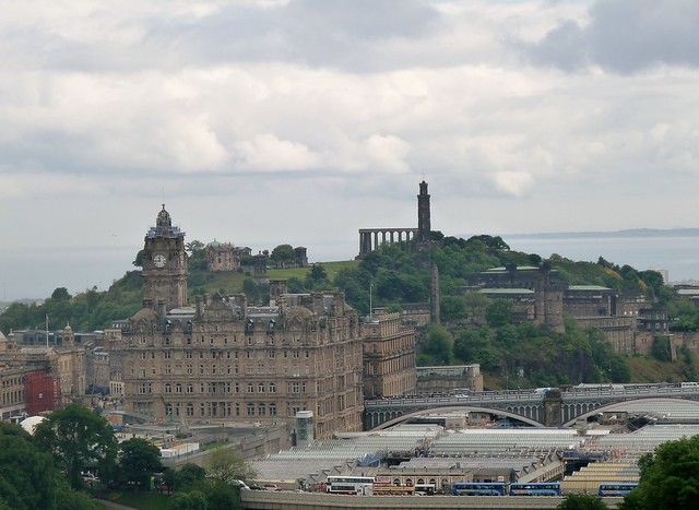 Edinburgh Skyline, Edinburgh