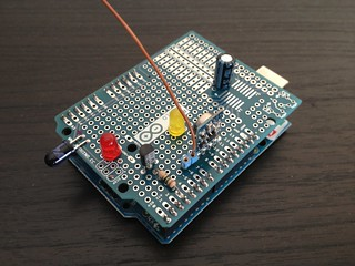 Arduino IR & RF shield