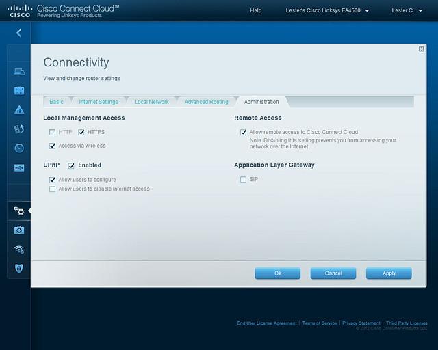 Cisco Connect Cloud - Admin