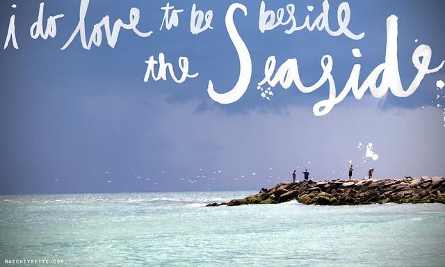 sea + script