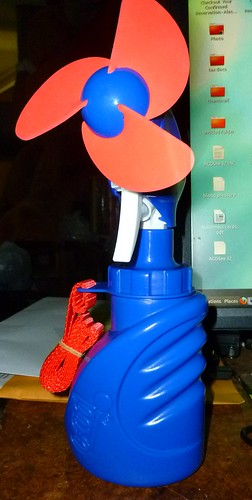 spray fan