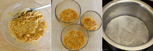 Eggless No Bake Mango Cheesecake Recipe - Step2