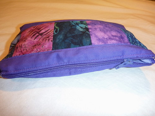 Liz zip bag