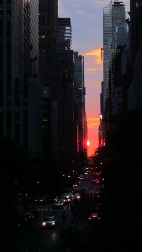 Manhattanhenge Day One 7-11 042