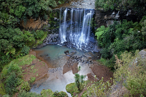 longexposure newzealand nature water canon landscape waterfall bush rainforest auckland waitakereranges 550d t2i mokoroafalls canoneos550d
