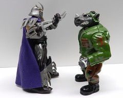 Ninja Turtles Shredder Review