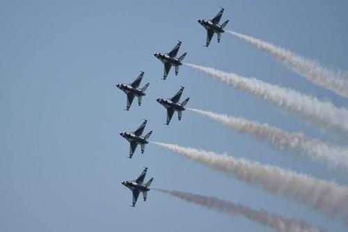 USAF Thunderbirds!