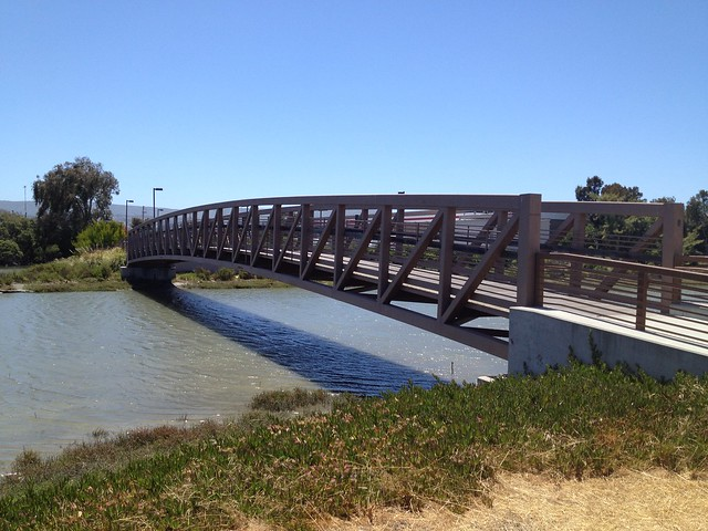 Bridge, San Francisco Bay Trail