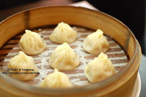 上海小籠湯包(7粒)/70元