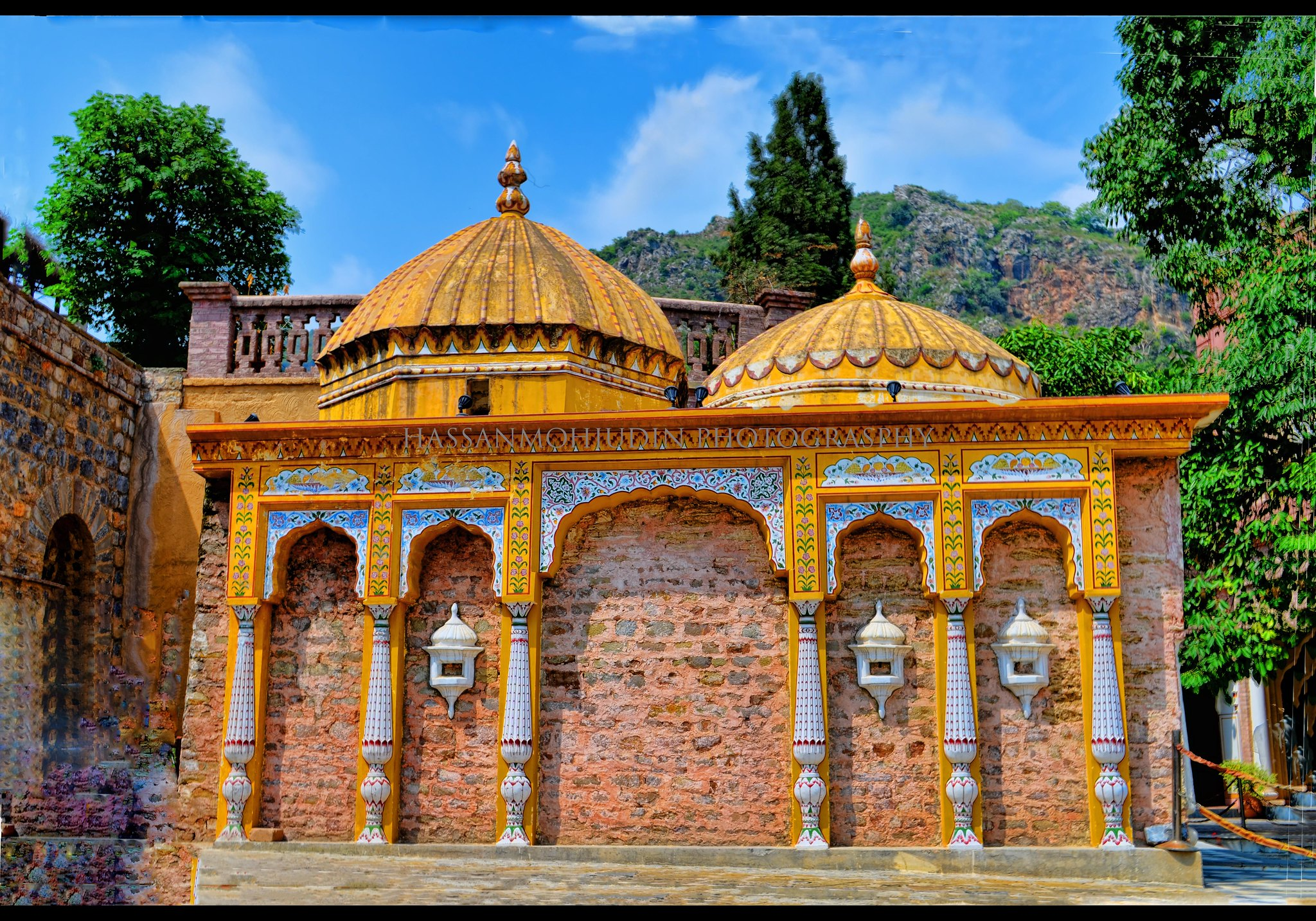 Temple of the Lost- Saidpur Village- Islamabad!