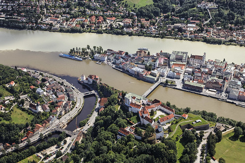 "Passau, ""City Of Three Rivers"""
