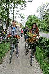 Riga Bicycle Flower Festival-038
