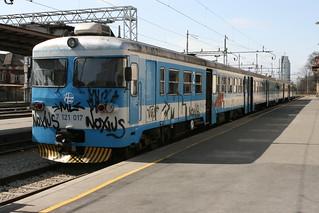 Zagreb main station