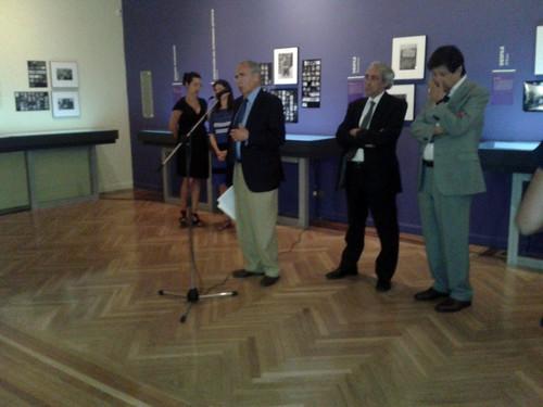 """Madrid, 19 de julio de 2012, inauguración de """"la maleta mexicana"""" by Octavi Centelles"""