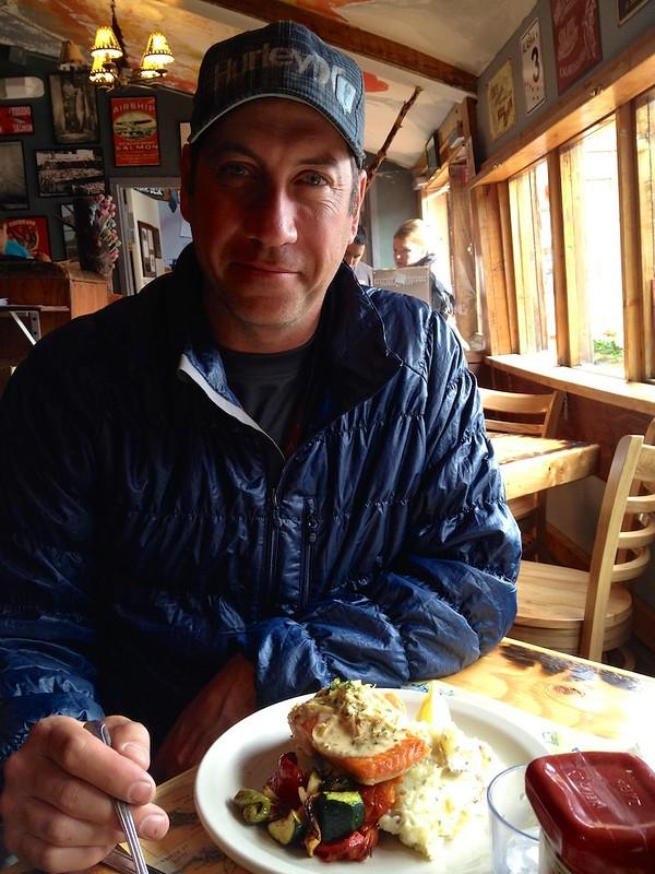 Dan's Salmon in Denali