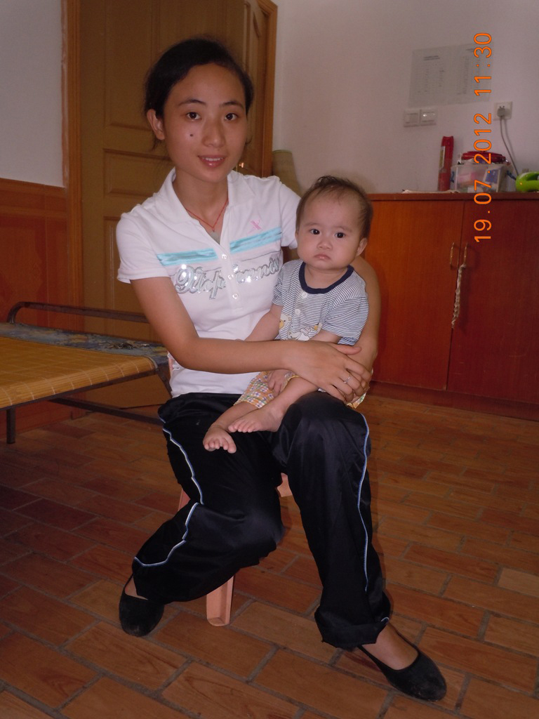 Gan An Na with her caregiver-1