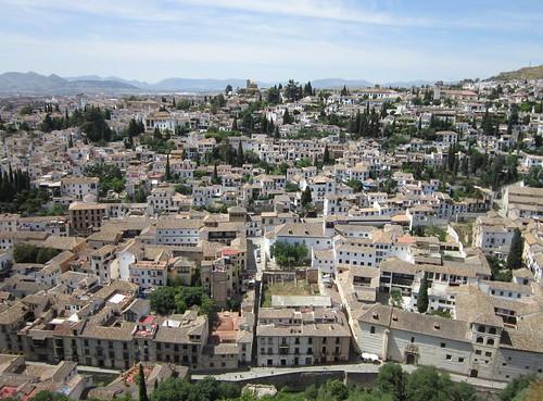 アルバイシン/アルカサバから見る 2012年6月4日 by Poran111