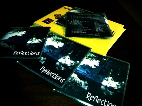 Reflections Mailing - MeFi Music Swap - Summer 2012
