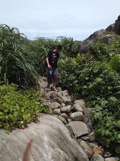 龍洞攀岩場