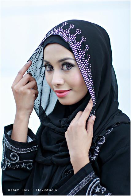 Malay Girl Hijab