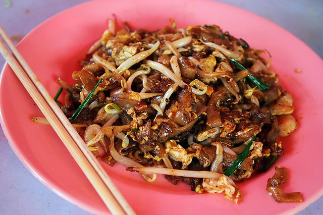 Char Kway Teow, Gurney Drive
