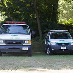 NYCDPR UPR Vehicles