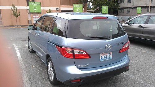 @zipcar this car of yours on 15th in Capitol Hill Seattle has its lights on by christopher575