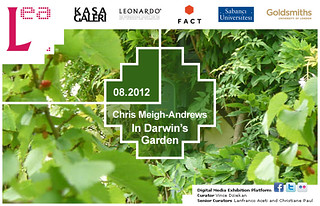 Announcing LEA's summer exhibition: Chris Meigh-Andrews, 'In Darwin's Garden'.