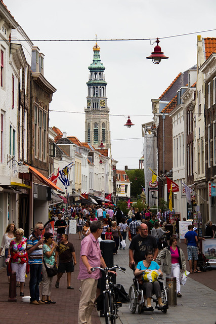 Bezienswaardigheden Middelburg nr 7 Shoppen in Middelburg