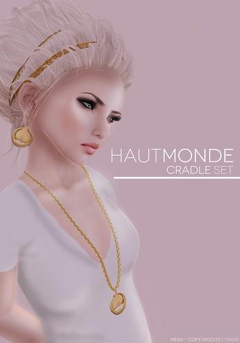 Haut.Monde - Cradle Set Ad