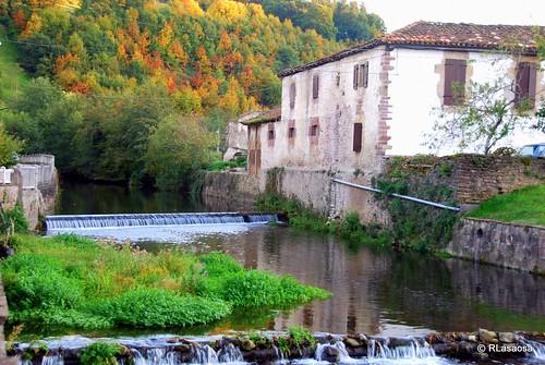 Santesteban, Navarra by Rufino Lasaosa