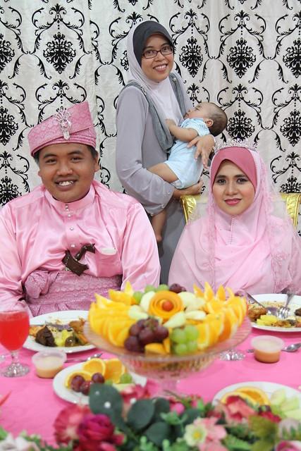 Wedding Cik Wan