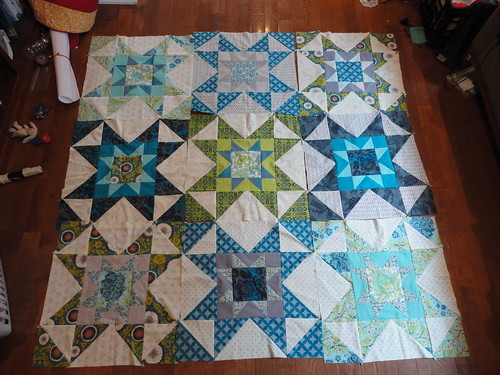 Good Folks blocks finished!
