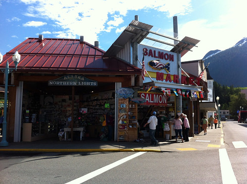 Ketchikan - Where Not To Get Salmon