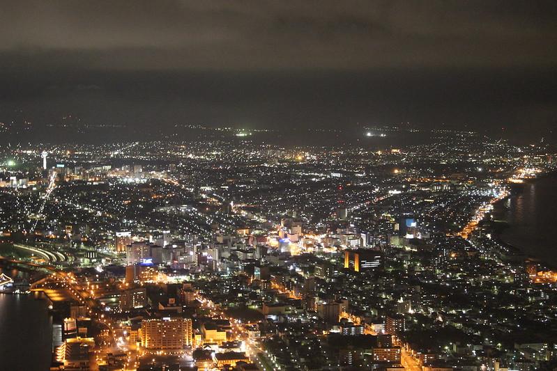 函館山からの夜景 その2