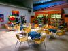 八二三戰史館賣店(八二三咖啡.藝廊)休憩座位的提供