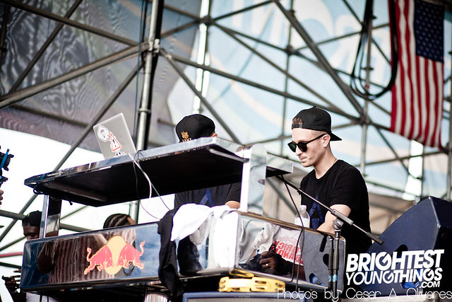 Mad Decent Block Party 2012 - Philadelphia - Flosstradamus