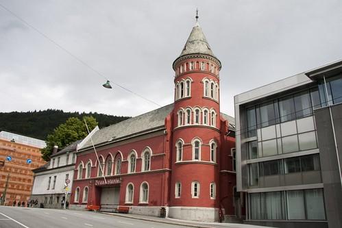 120 Estación de bomberos Bergen