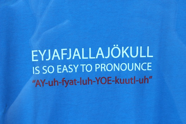 How to pronounce Eyjafjallajokull